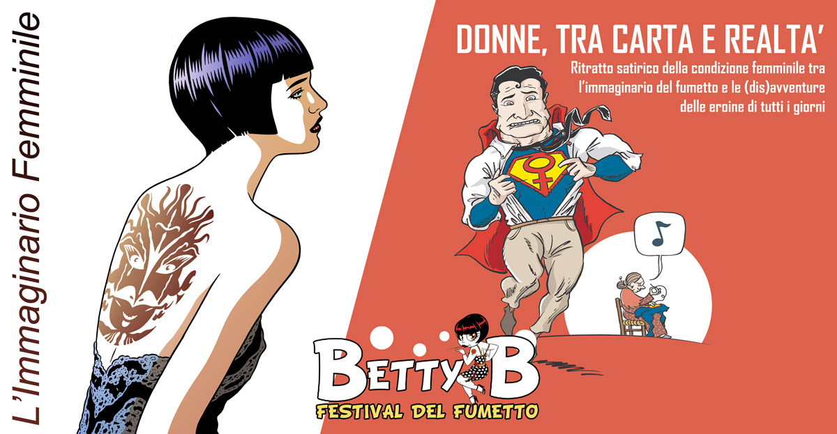 BettyB Festival 2018 mostre ed incontri